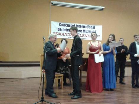 """Concursul Internaţional de Interpretare Muzicală """"Emanuel Elenescu"""", ediţia a XXV-a"""
